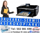 Serwis drukarek Brother HP Epson - Optima-md